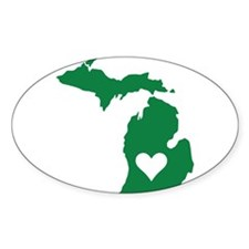 Unique Michigan Decal