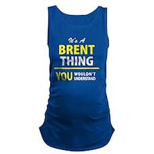 Brent Maternity Tank Top