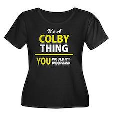 Unique Colby T