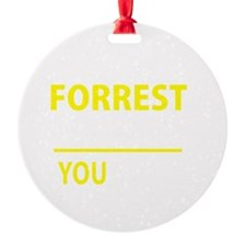 Cute Forrest Ornament