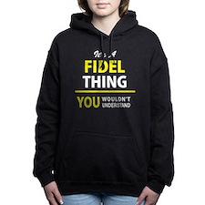 Fidel Women's Hooded Sweatshirt