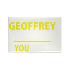 Cute Geoffrey Rectangle Magnet