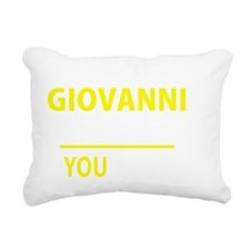 Unique Giovanni Rectangular Canvas Pillow