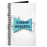 Retro Teacher Gifts Journal