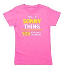 Cool Sonny Girl's Tee