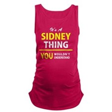Cool Sidney Maternity Tank Top