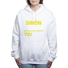 Simon Women's Hooded Sweatshirt