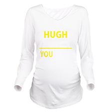 Hugh Long Sleeve Maternity T-Shirt