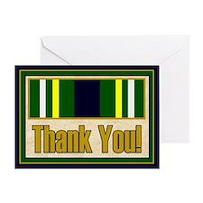 Korean Veteran Thank You Greeting Card