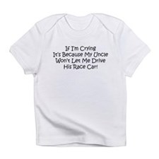 Unique Cars Infant T-Shirt