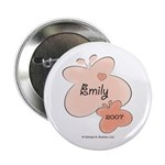 Emily 2007 Name Birth Year Butterfly Button 100 pk