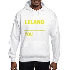 Funny Leland Hoodie