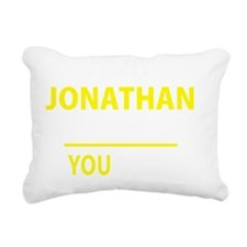Unique Jonathan Rectangular Canvas Pillow