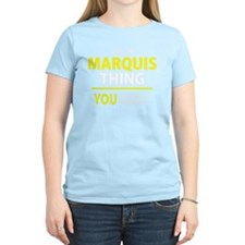 Cute Marquis T-Shirt