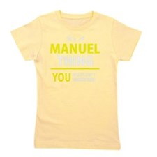 Manuel Girl's Tee