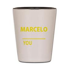 Unique Marcelo Shot Glass