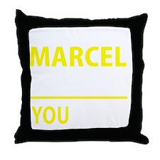 Marcel Throw Pillow