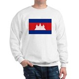 flag of Cambodia Sweater