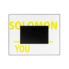 Unique Solomon Picture Frame