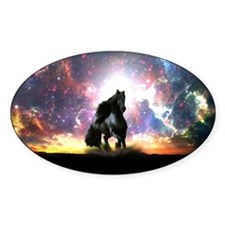 Galactic Stallion Decal