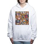 Medieval Illuminations Women's Hooded Sweatshirt