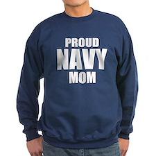 Proud Navy Jumper Sweater