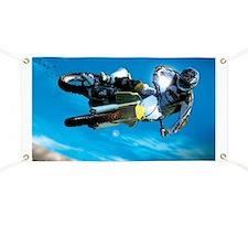 Motocross Side Trick Banner