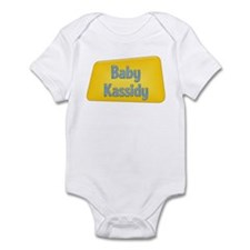 Baby Kassidy Infant Bodysuit