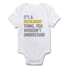 Rockaway Queens NY Thing Infant Bodysuit