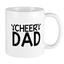 Cheer Dad Mugs