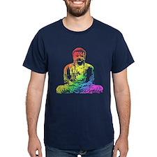 Rainbow Buddha T-Shirt