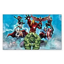 Avengers Assemble Team Decal
