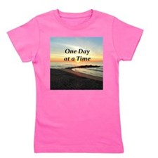 ONE DAY AT A TIME Girl's Tee