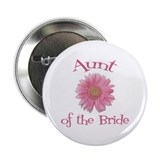 "Daisy Bride's Aunt 2.25"" Button"