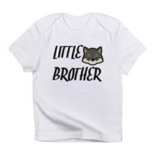 Little Brother Wolf Infant T-Shirt