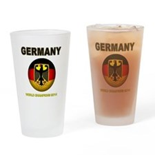 Germany World Champions 2014 Drinking Glass
