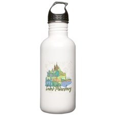 Saint Petersburg Russia Water Bottle