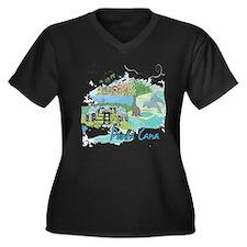 Punta Cana Dominican Republic Plus Size T-Shirt