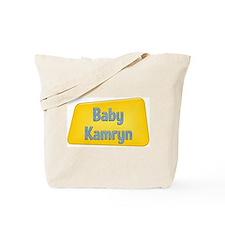 Baby Kamryn Tote Bag