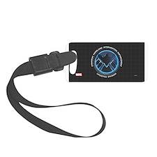 MAOS Dark Shield Luggage Tag