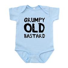 Grumpy Old Bastard Body Suit