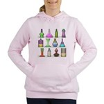 The Mad Scientist Women's Hooded Sweatshirt