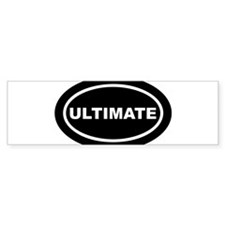 Unique Ultimate Bumper Sticker