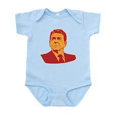 Strk3 Ronald Reagan Infant Bodysuit