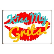 Kiss My Grits! Banner