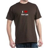 I Love Gavyn T-Shirt