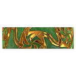 Faberge's Jewels - Green Sticker (Bumper 10 pk)