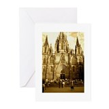 Gothic Cathedral Greeting Cards (Pk of 10)