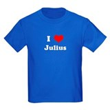I Love Julius T