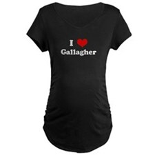 I Love Gallagher T-Shirt